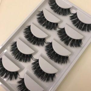 Makeup - Mink lashes 5 pairs